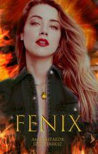Fênix  by LigiaPaz15