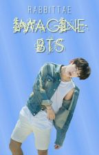 Imagine BTS ➶ by Rabbittae