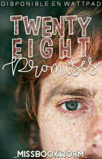 Twenty Eight Promises by _MissBookworm_