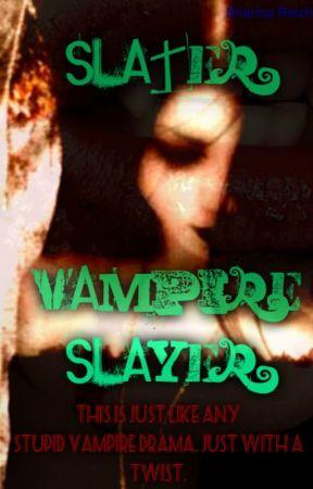 Slater Vampire Slayer by MIonthia