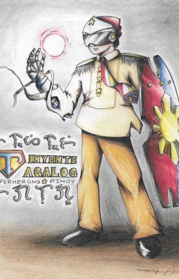 Tinyente Tagalog - Superherong Pinoy (Lieutenant Tagalog - Filipino Superhero)