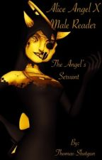 """""""Sent From Above"""" : Alice Angel X Male Reader  by Story-Producer"""