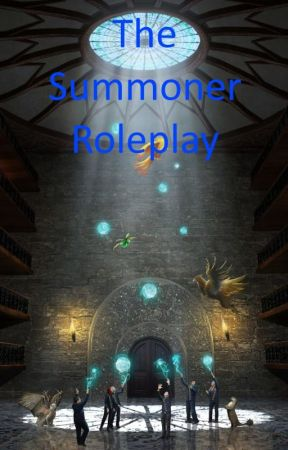 The Summoner Roleplay by Literacy_Lord