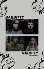 Babbitty Rabbity - Harry Potter GIF Series by -reyskywalker