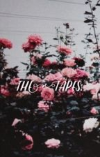 the tapes. • montgomery de la cruz by okokalanis7