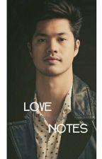 love notes ; zach dempsey by OctxviaBlxke