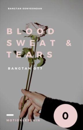 BLOOD SWEAT & TEARS 一 BANGTAN by -MOTIONLESSMIN-