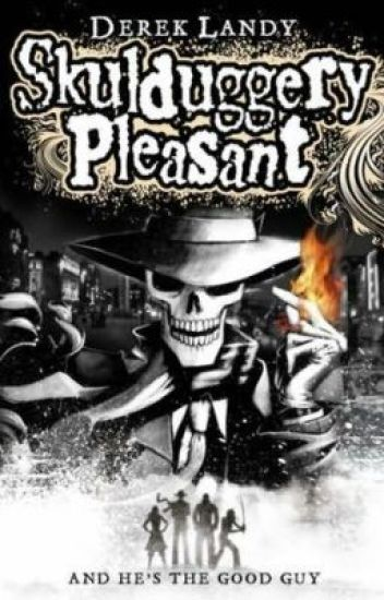 Nightingale - Skulduggery Pleasant Short Fan Fiction.