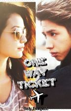 One Way Ticket   Taka Moriuchi by Gaily_Escapade