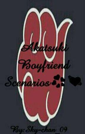 Akatsuki Boyfriend Scenarios by Sky-chan_09