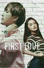 First Love by TaestheticYoongix_