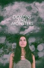 DEMONS & MONSTERS ↣ JASPER JORDAN by MagdalenaSt