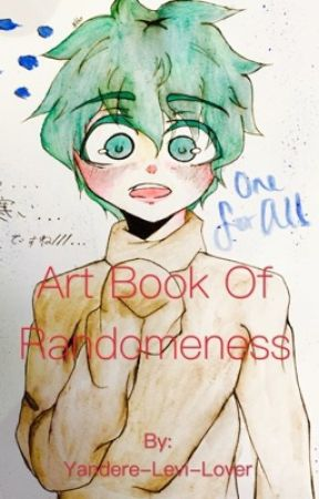 Yandere-Levi-Lover's Art Book by Yandere-Levi-Lover