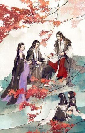 Happy Days Tied With A Knot (天配良緣之陌香) by mhy13ian