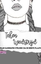 Teken Wedstrijd {BEZIG} by SamF1301