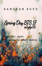 Spring Day BTS 17 by taedyhun