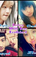 Living With Your Bestfriend Chanyeol by Kim_ChanMi