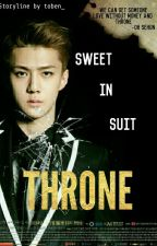 Throne : Sweet In Suit •Hunrene by toben_