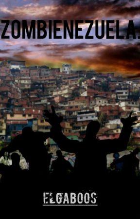 Zombienezuela.  by elgaboos
