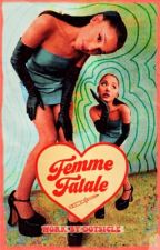 ˋ femme fatale. by dotsicle