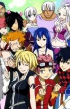 Fairy Tail's Newest Member! (Fairy Tail) by marcel_lynn_ross
