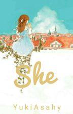 She by YukiAsahy