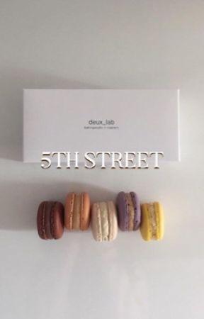 5TH STREET ; JJK by CYPHERTORI