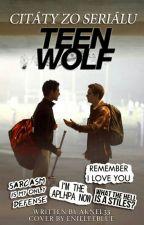 Citáty zo seriálu Teen Wolf by aknel33