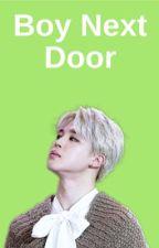 Boy next door|| JiminxReader by lowkey_jimin