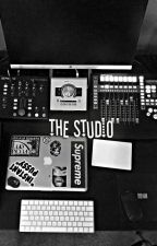 The studio ➳ chanbaek. by moonbyxl