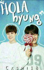 Hola hyung  Δ•Yoonmin•Δ by Cxshi18