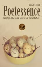 Poetessence (Poetry Magazine - April Edition) by WP_Poetry