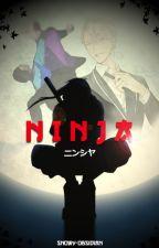 Ninja #¡VkusnoAwards! by Snowy-Obsidian