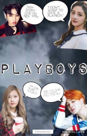 PLAYBOYS by UsagiTheRabbit
