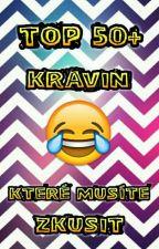 TOP 50+ KRAVIN KTERÉ MUSÍTE ZKUSIT✔ by LuckyLucy1515