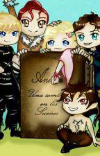 Anima Beyond Fantasy: Una sombra en los sueños by Simpah_elEterno