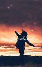 𝙍𝙊𝙇𝙀-𝙋𝙇𝘼𝙔 𝘾𝙃𝘼𝙍𝘼𝘾𝙏𝙀𝙍𝙎 by LilBabyApple