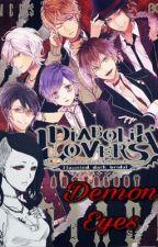 Diavolik Lovers/Demon Eyes/ by Fabia-Kayuro