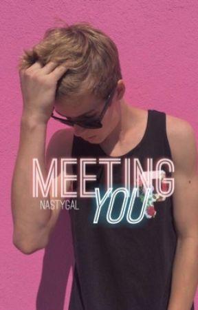 Meeting You • Blake Grey • by isamrizz02