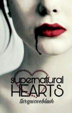 Supernatural Hearts#gifted2k17 #joreviewplanetawards2017 by the_turquoise_blush