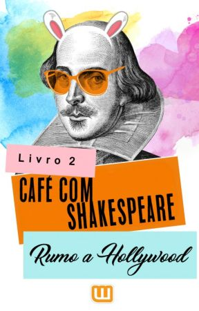 Café com Shakespeare 2  by h-yana
