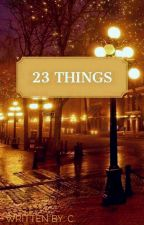 23 Things by janisaudrey