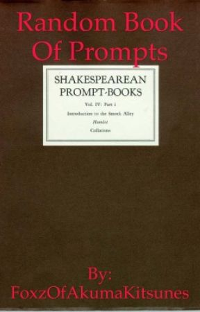 Random Book Of Prompts by Tartaru00s