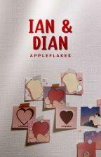 IAN & DIAN  by appleflakes
