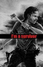 I'm A Survivor (Rick Grimes.) EDITADO by Yari_Scruse