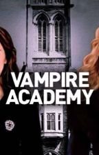The Vampire Academy by coco0114