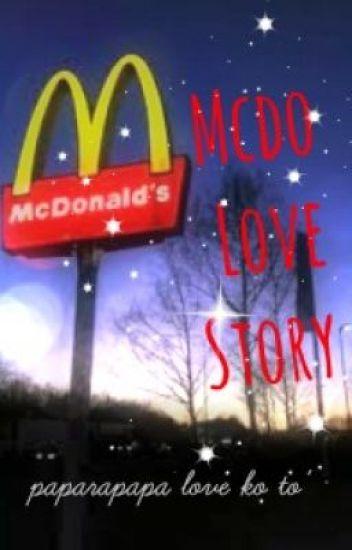 Mcdo Love Story