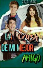 La Crush de mi mejor amigo (luston y pedruna) by zazalita12