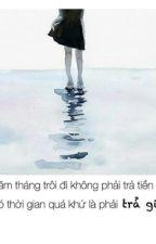 Đoản văn ngược: Nữ phụ văn by Miintotrinh