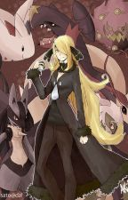 Wrath of the Dragons (Pokemon Cynthia x Male Reader) by Deagle117
